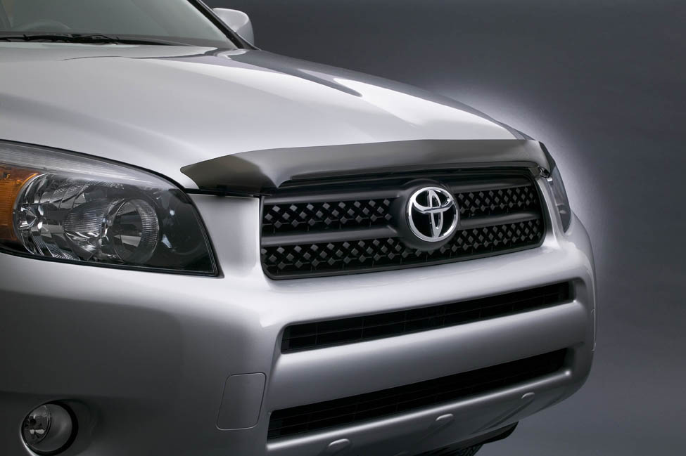 2012 Toyota RAV4 Hood Protector from A-1 Toyota