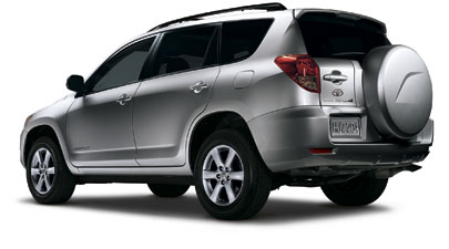 2012 Toyota RAV4 Spare Tire Cover - 17 inch from A-1 Toyota