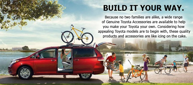 A-1 Toyota Parts & Accessories